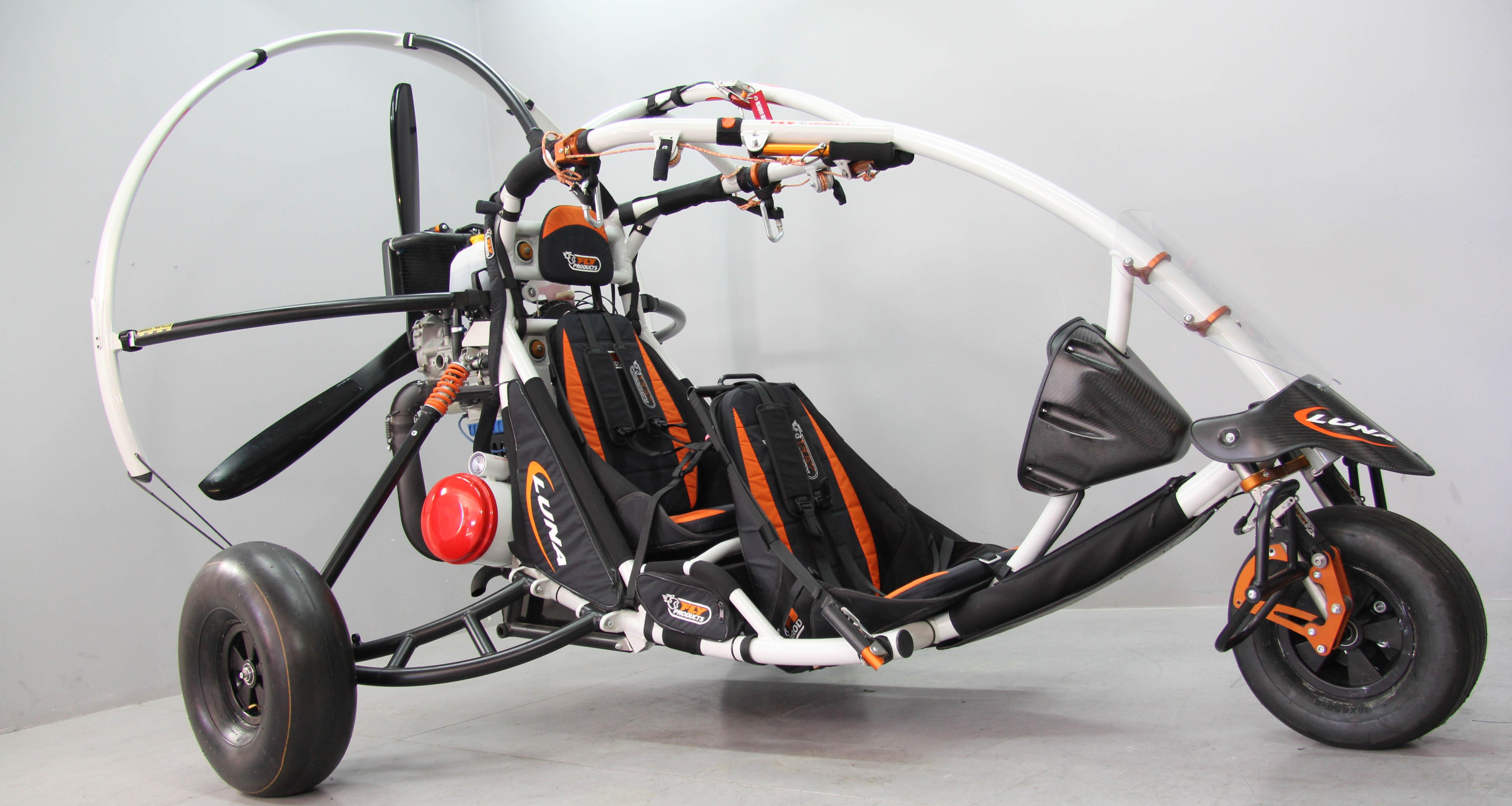 Blog - Luna Trike - Taking you higher